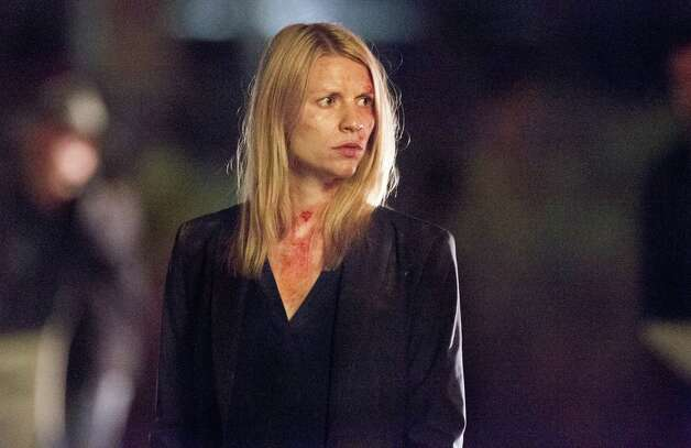 Claire Danes as Carrie Mathison in Homeland. Photo: Showtime / Copyright:  Showtime 2012
