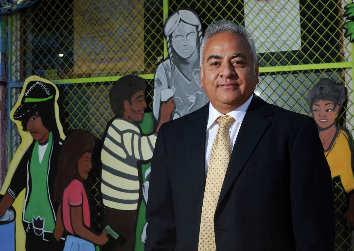 Harvey Mireles is the new executive director of San Anto Cultural Arts. He's been involved with the organization for some years.