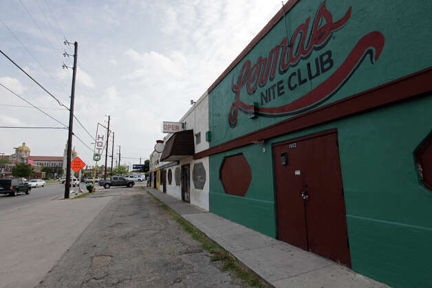 Exterior shots of Lerma's Nite Club at 1602 North Zarzamora, Monday, July 26, 2010. JERRY LARA/glara@express-news.net Photo: JERRY LARA, SAN ANTONIO EXPRESS-NEWS / glara@express-news.net