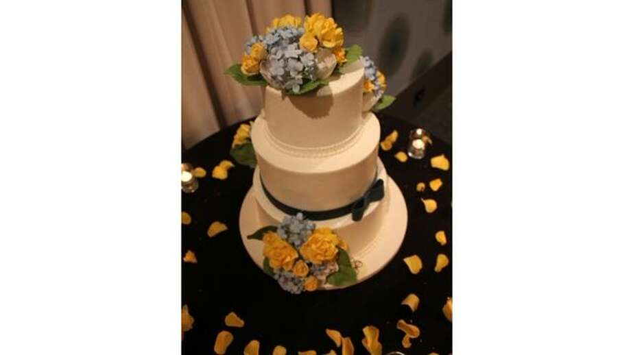 A close-up of the cake.(Photo courtesy of KPRC-Channel 2)