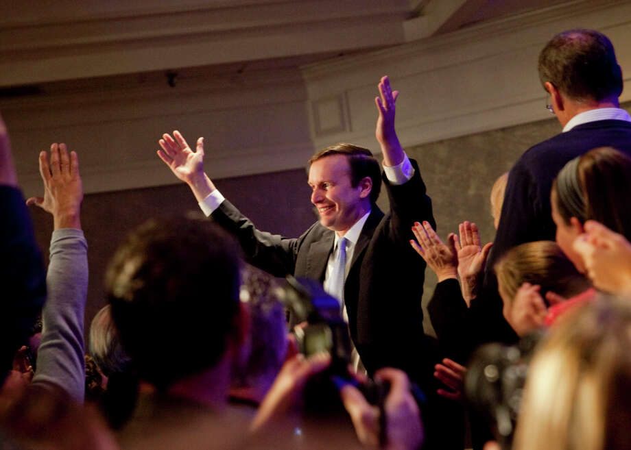Sen.-elect Chris Murphy (D-Conn.) recently received his committee assignments. Photo: MARCUS YAM/File Photo, New York Times / NYTNS
