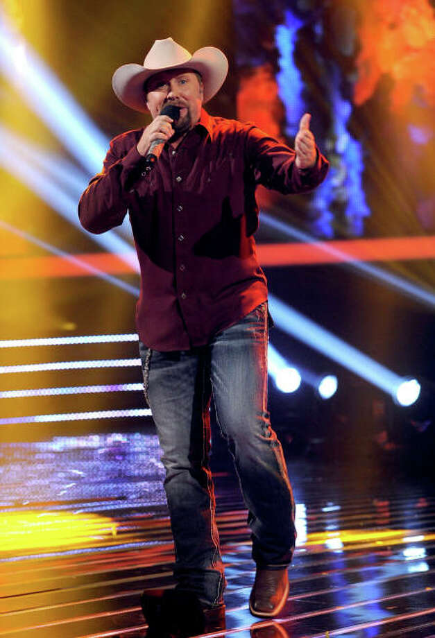 THE X FACTOR: TOP 4: Tate Stevens performs live on THE X FACTOR, Wednesday, December 12 (8:00-9:00 PM ET/PT) on FOX. CR: Ray Mickshaw / FOX.