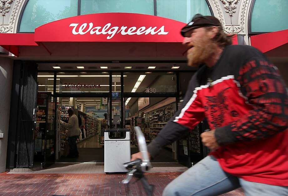 Walgreens did not admit wrongdoing in claims over dumping hazardous waste. Photo: Justin Sullivan, Getty Images