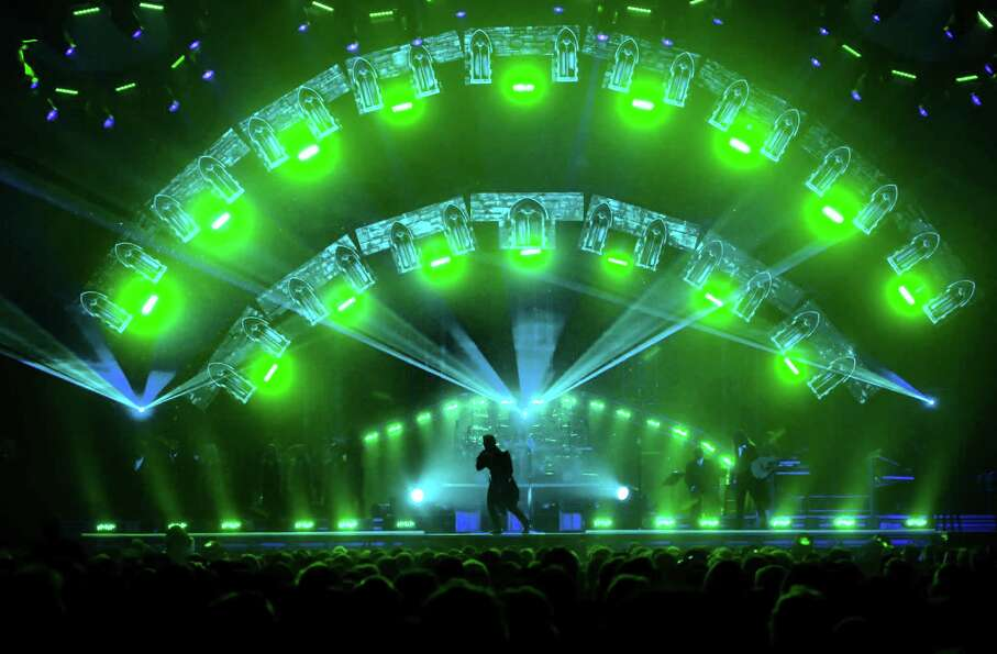 Trans-Siberian Orchestra 2012 Winter Tour on Thursday, Dec. 13, 2012, at Times Union Center in Alban