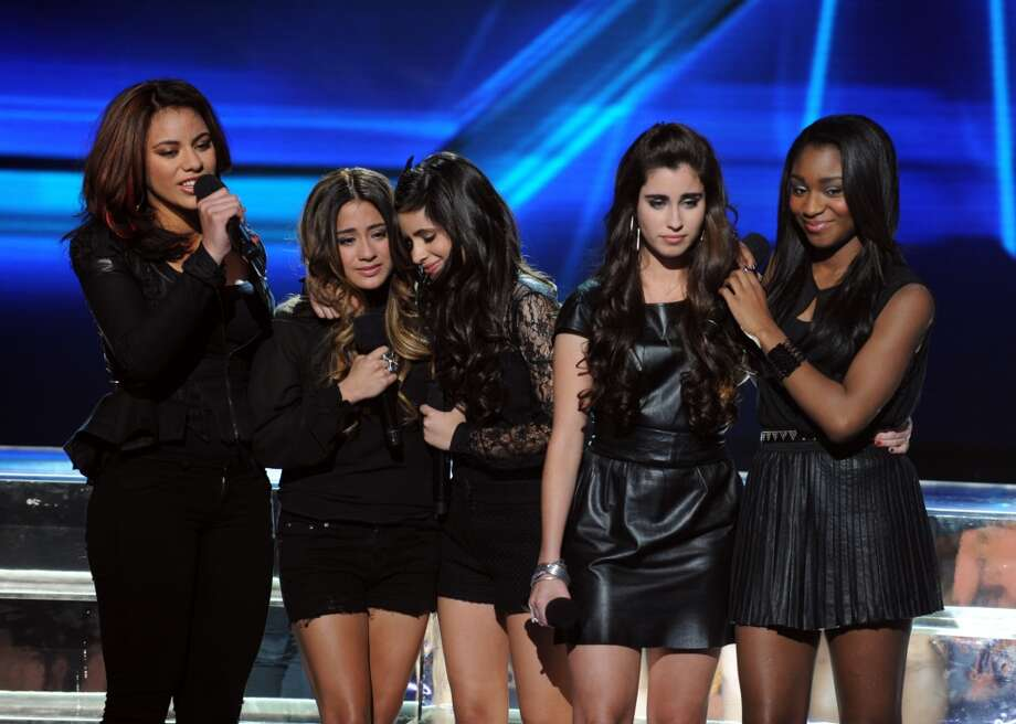 S.A.'s Ally Brooke is comforted by her band after her grandpa's death. (Fox)