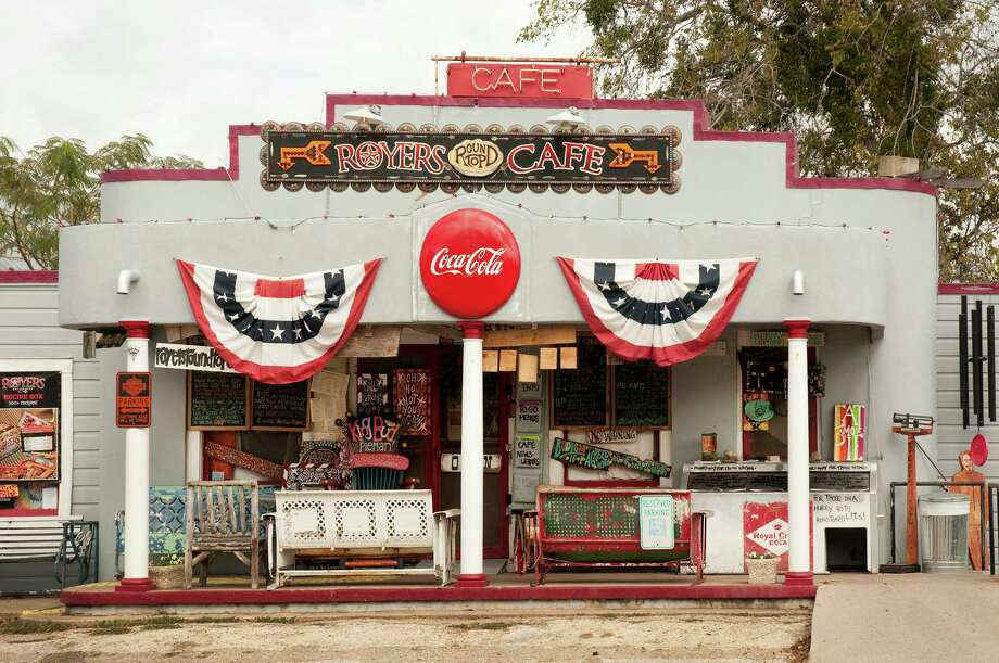Long an icon, Royers Round Top Cafe still serves up hearty fare and its famous pies. Photo: Don Glentzer