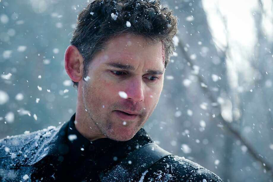 "Eric Bana in the new noir ""Deadfall."" Photo: Magnolia Pictures"