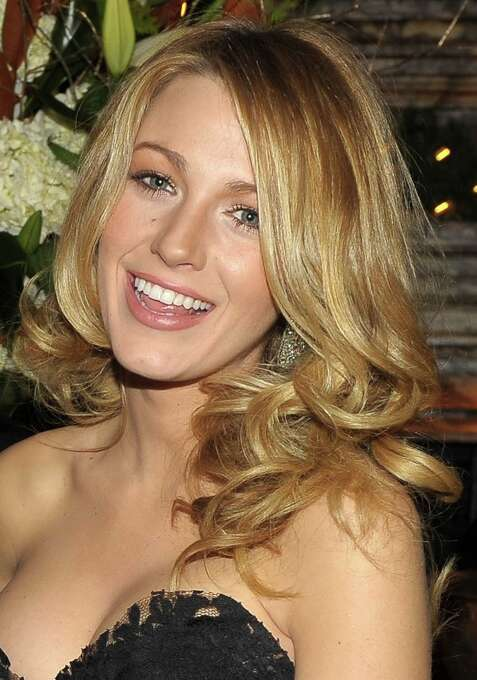 Blake Lively -- requested by more than one reader. Photo: Stephen Lovekin, Getty Images / 2009 Getty Images