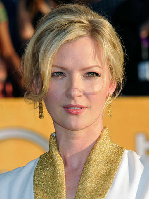 Gretchen Mol -- an underrated and sensitive actress, very under-used. (JOE KLAMAR) Photo: JOE KLAMAR, AFP/Getty Images / 2012 AFP