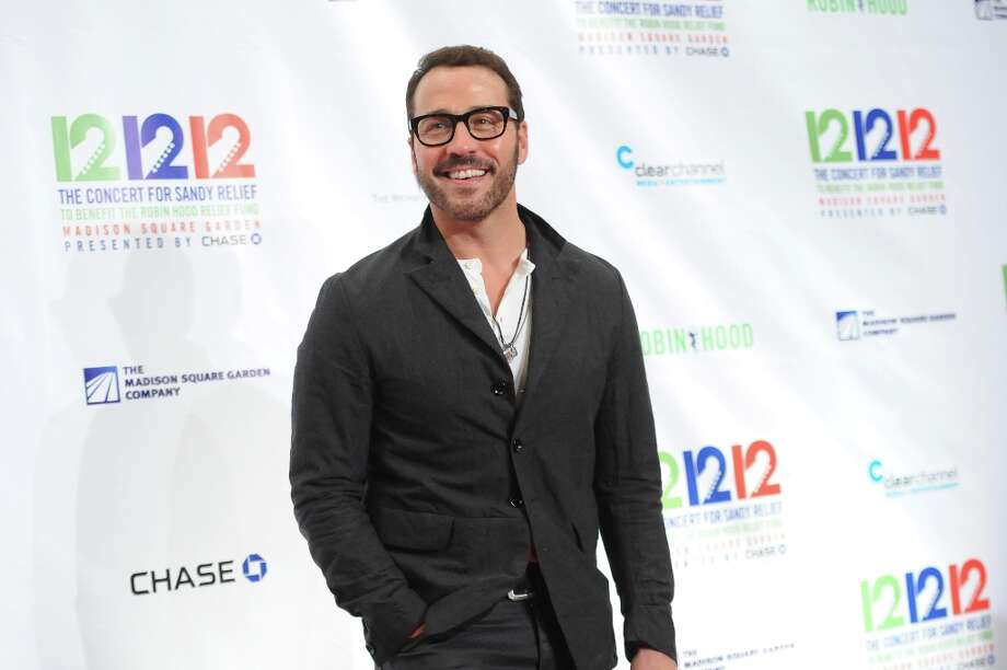 Jeremy Piven appears backstage at 12-12-12 The Concert for Sandy Relief, on Wednesday, Dec. 12, 2012 in New York. Photo: Evan Agostini, Evan Agostini/Invision/AP / AP2012