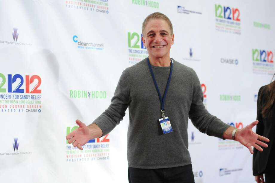 Actor Tony Danza appears backstage at 12-12-12 The Concert for Sandy Relief, on Wednesday, Dec. 12, 2012 in New York. Photo: Evan Agostini, Evan Agostini/Invision/AP / AP2012