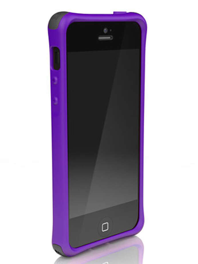iPhone 5 Ballistic Smooth Series CaseYou've dropped that phone how many times? And you actually kind of like your phone. She might not, so just imagine how many times she'll drop hers. This slim case is inexpensive, constructed with rubber bumpers at the all-important corners, and the extra bumpers come with an assortment of colors, which moms tend to appreciate. That's her prerogative. Yours is to keep her phone safe so she'll you can call her for her turkey recipe. Photo: Contributed Photo