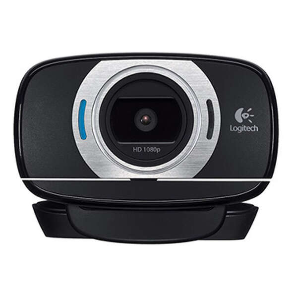 Logitech C615 HD WebcamIf it were up to her, you'd visi