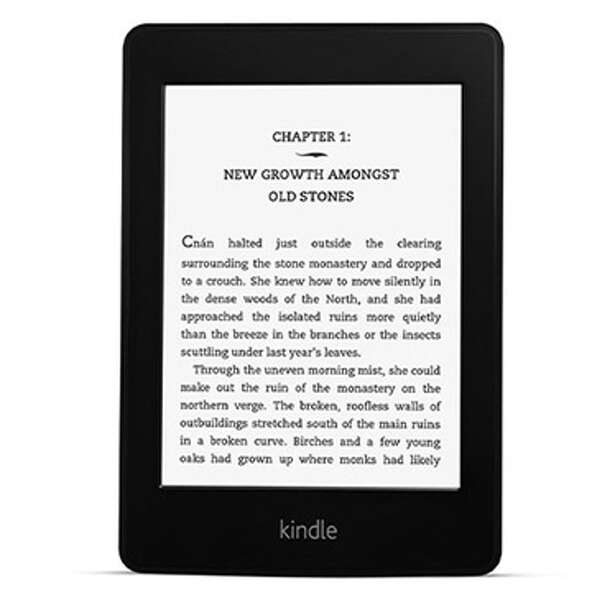 Kindle Paper WhiteThe latest iteration of Amazon's best