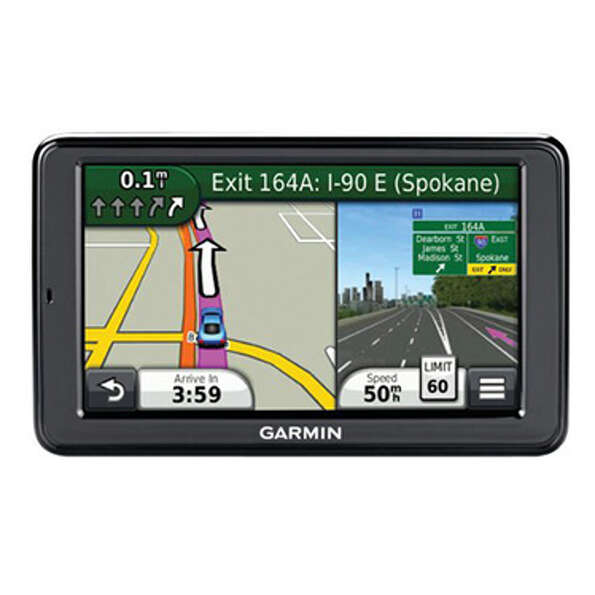 Garmin nüvi 2555 GPSSmartphones are getting better at helping