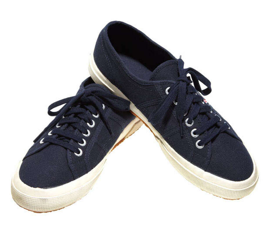 Superga SneakersYou can't go wrong with a pair of kicks that look great with just about any outfit. Just make sure you get his shoe size right.Cotu Classic ($69.95) by Superga, superga.co.uk Photo: Contributed Photo