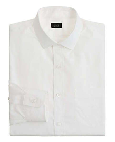 J. Crew ShirtBecause every man should have a classic white but