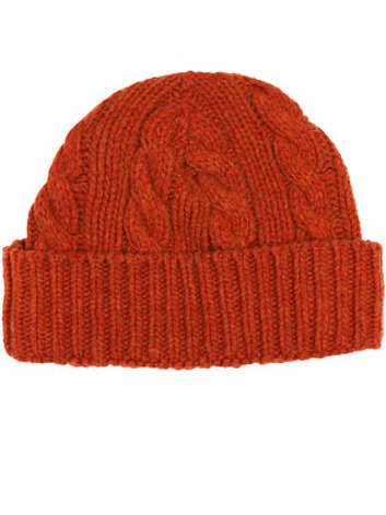 A HatBy the time Christmas rolls around, you may have already lost a few. Replenishment time.Chunky Cable Hat ($74) by Oliver Spencer, oliverspencer.co.uk Photo: Contributed Photo