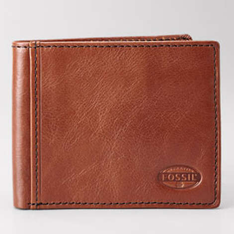 A New WalletOverdue.Transit collection wallet ($40) by Fossil, fossil.com Photo: Contributed Photo