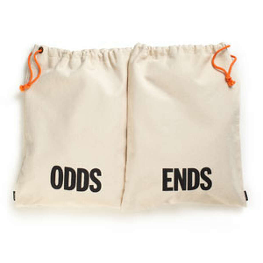 An Organizational StrategyJack Spade has finally made things foolproof.Odds & Ends pouch ($45) by Jack Spade, jackspade.com Photo: Contributed Photo
