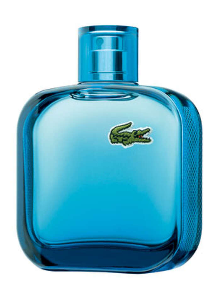 A New CologneBecause all men want something they can turn to, every morning, without thinking too much.Eau de Lacoste L.12.12 ($62 for 3.3 oz) by Lacoste, amazon.com Photo: Contributed Photo
