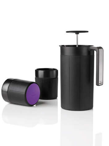 A Coffee MakerIf it's the first thing you'll see in the morning, it might as well look this great.Dot press coffee maker ($69.95) by Paul Smith x Stelton, stelton.comMore: 15 Stylish Gifts under $100  Photo: Contributed Photo