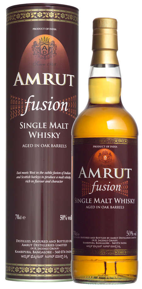 The Boss Who Thinks She Knows EverythingWe're willing to bet that she doesn't know that they're making world-class barley malt whisky in the Indian foothills of the Himalayas. Give her a bottle of the grainy, sweet, and lovely Amrut Fusion ($60), and blow her mind. Photo: Contributed Photo