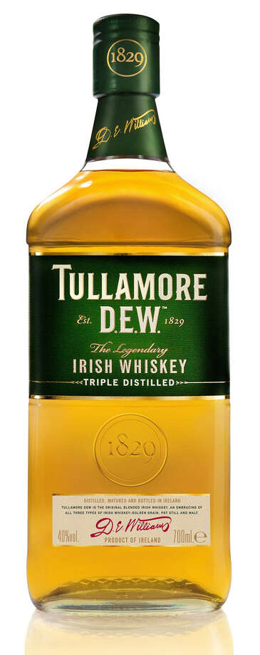 The Boss Who's Just Barely Your BossSure, you're supposed to report to him. But mostly, you just hang out. With a bottle of the ridiculously drinkable Tullamore Dew Irish whiskey ($23) and two shot glasses, the chain of command will go most pleasantly sideways. Photo: Contributed Photo / © Barry McCall Photographer