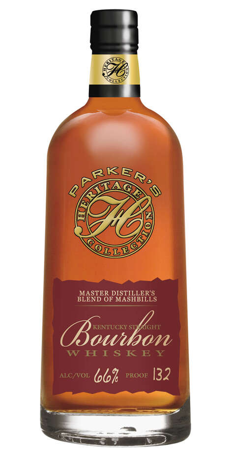The Bourbon-Drinking Boss Who's GoodParker Beam, the emeritus master distiller for Heaven Hill, knows as much about making great American whiskey as any man living. Every year, Heaven Hill lets him chose something special from the warehouse. This year's crop? A blend of rye-mash and wheat-mash bourbons, old and strong and very, very rich (while you're at it, you might want to pick up an extra bottle for yourself). 2012 Parker's Heritage Collection Master Distiller's Blend of Mashbills bourbon whiskey ($80). Photo: Contributed Photo