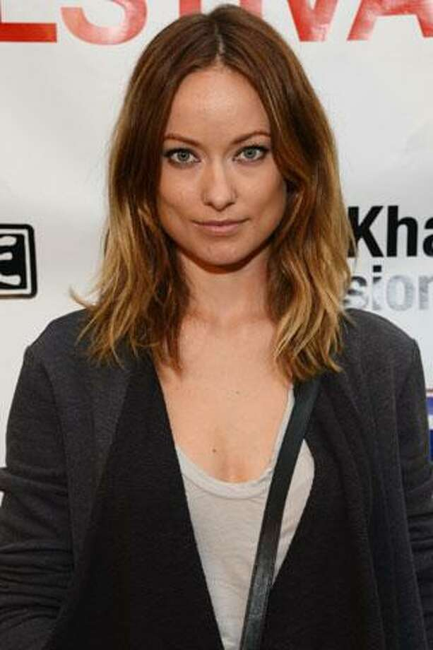 Olivia Wilde -- popular leading lady of recent films.