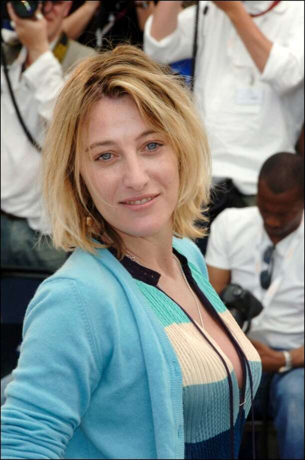 Valeria Bruni Tedeschi -- idiosyncratic Italian-French actress, born in Italy, who has a magic about her.