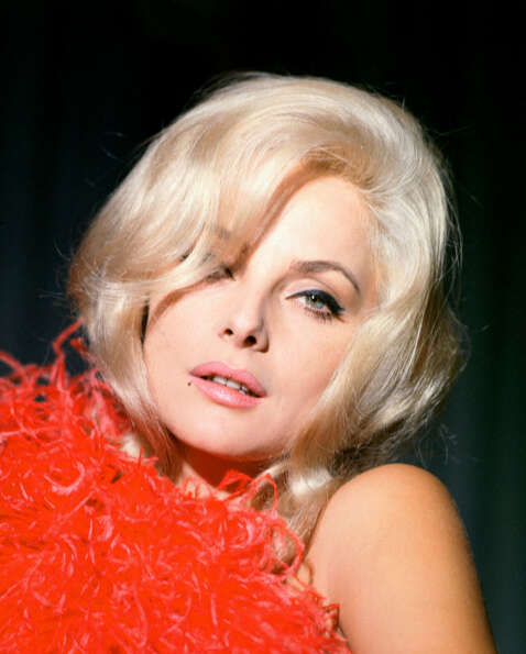 Virna Lisi -- Michelle Pfeiffer is sort of America's answer to Italy's Virna Lisi, star of the 1950s