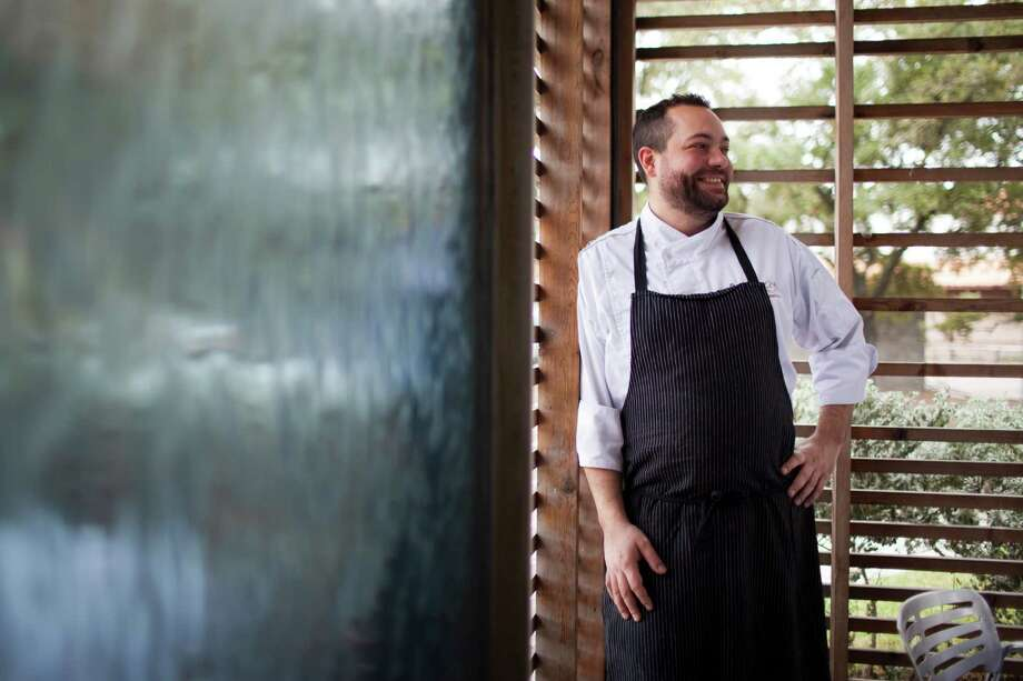 Chef Jean-Philippe Gaston Dec. 5, 2012 at Cove Cold Bar, located inside Haven in Houston. Photo: Eric Kayne / © 2012 Eric Kayne