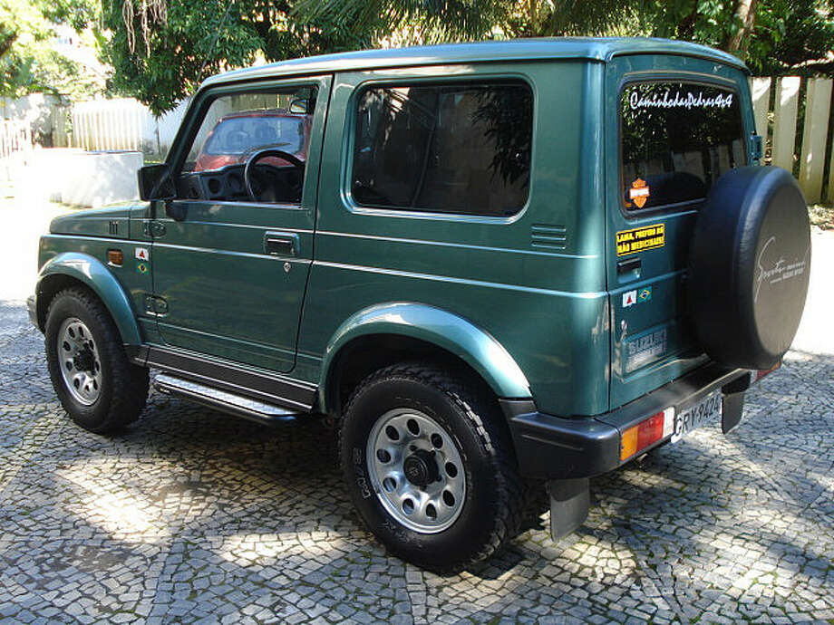 "The car: Suzuki Samurai. The problem: flips when it turns. What Bey said: It had ""the stability of a shopping car.""  pauloamorim/Flickr Creative Commons"