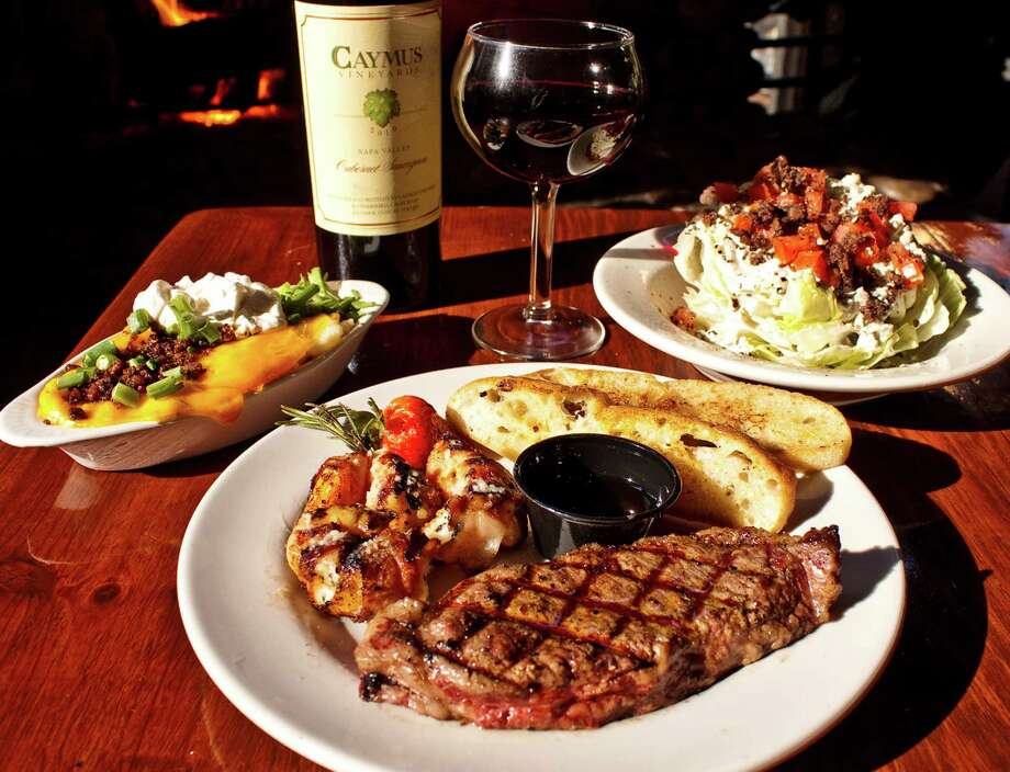 Open 11 a.m.-9 p.m. The menu includes beef tenderloin salad, pepper  filet, Gruene country club, Jack Daniel's pecan pie, fudge pie and  strawberry shortcake.Address: 1287 Gruene Road in New BraunfelsPhone: 830-606-1287Website: