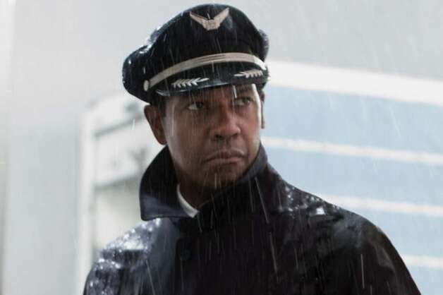 Best actor nominee: Denzel Washington in 'Flight'