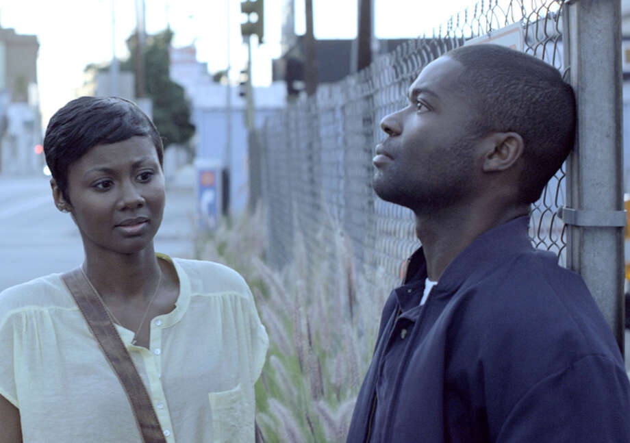 David Oyelowo in Middle of Nowhere -Oh, by the way, in 2012 he was also in Red Tails, The Paperboy, Jack Reacher and Lincoln. (Pictured here with Emayatzy Corinealdi)