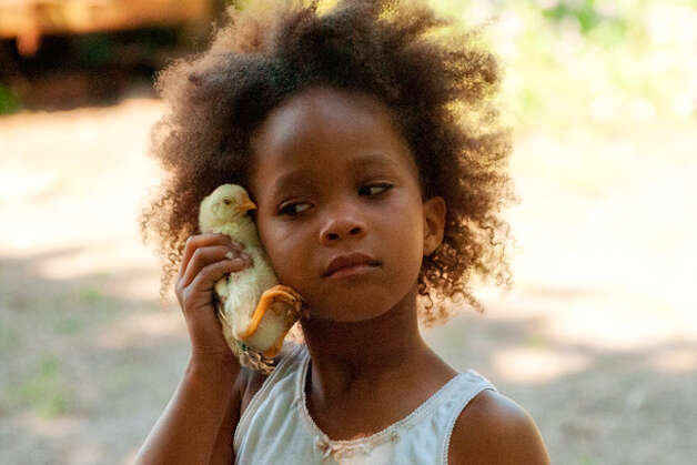 Best actress nominee: Quvenzhane Wallis in 'Beasts of the Southern Wild'