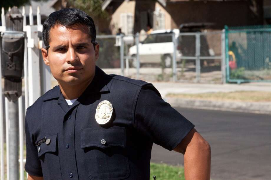 Michael Pena in End of Watch