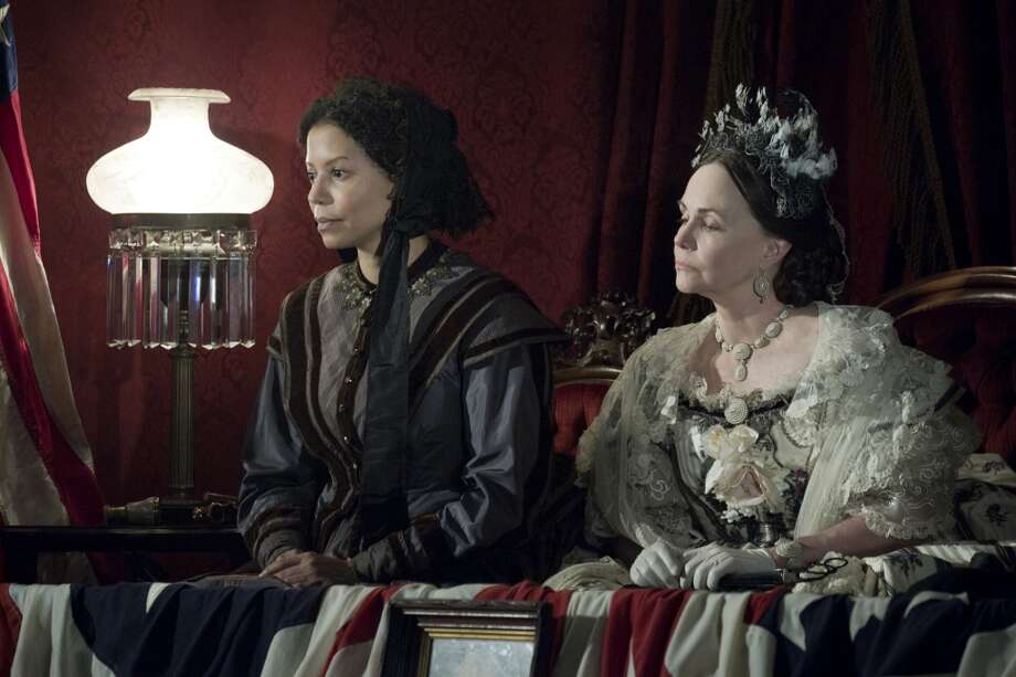 Gloria Reuben in Lincoln - It's not easier making your mark while acting opposite the likely supporting actress frontrunner (not to mention the probable best actor), but Reuben makes it look easy as Mary Todd Lincoln's seamstress and confidante. (Pictured here with Sally Field)