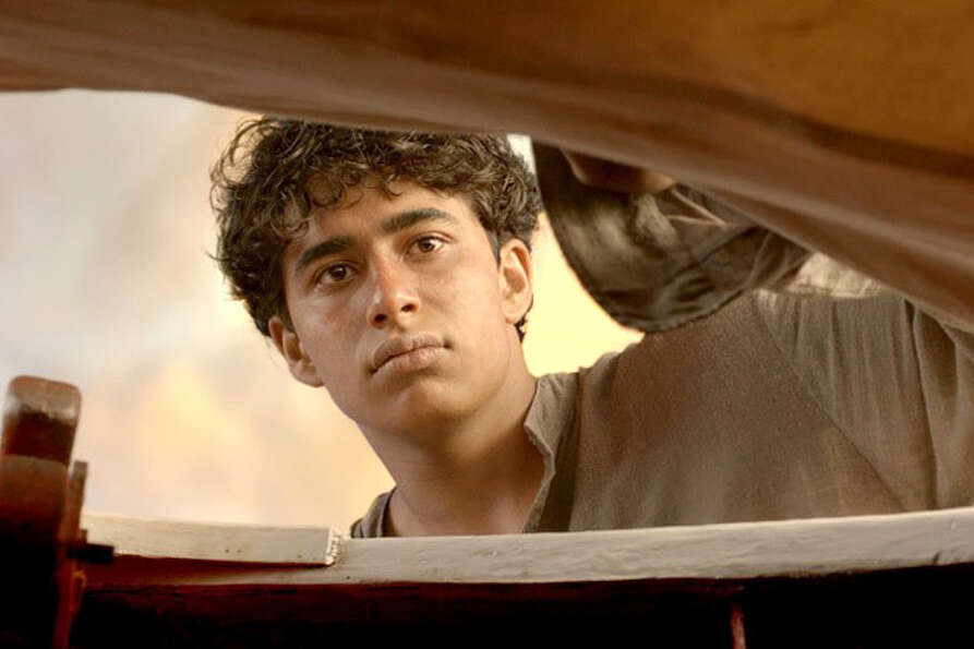 Suraj Sharma in Life of Pi - The now 19-year-old beat out 3000 others for the title role despite nev