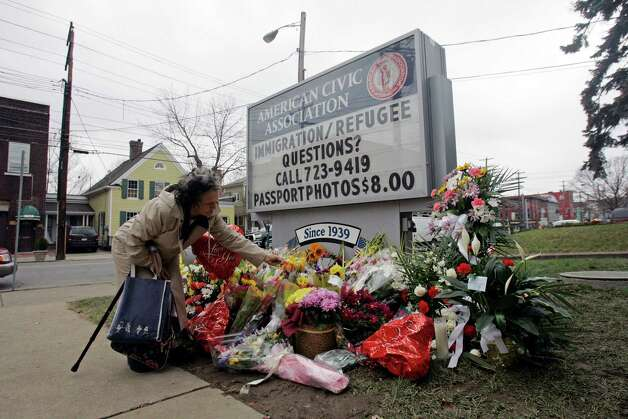 8. April 3, 2009, Binghamton, N.Y.