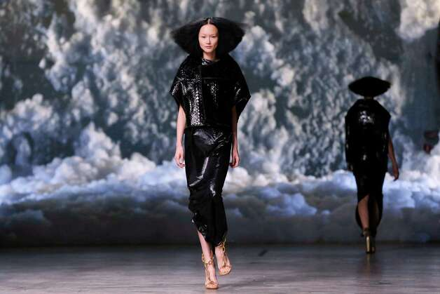 Rick Owens Photo: FRANCOIS GUILLOT, AFP/Getty Images / 2012 AFP