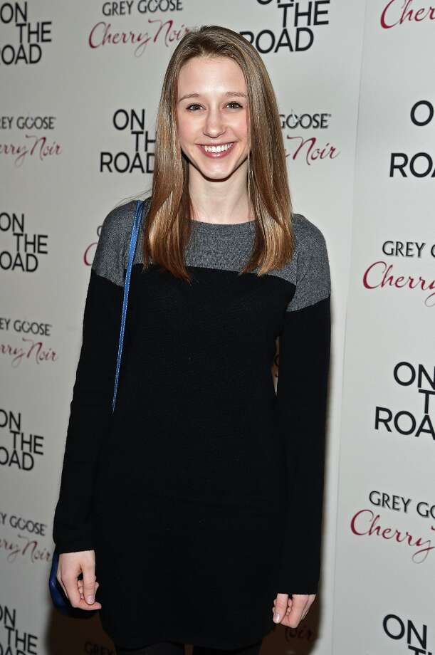 Taissa Farmiga attends On The Road New York Premiere at SVA Theater on December 13, 2012 in New York City.  (Photo by Mike Coppola/Getty Images) Photo: Mike Coppola, Getty Images / 2012 Getty Images
