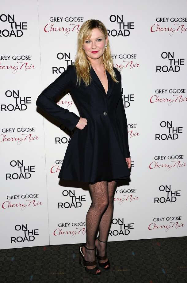 Actress Kirsten Dunst attends the premiere of On The Road at the SVA Theater on Thursday Dec. 13, 2012 in New York. (Photo by Evan Agostini/Invision/AP) Photo: Evan Agostini, Associated Press / Invision