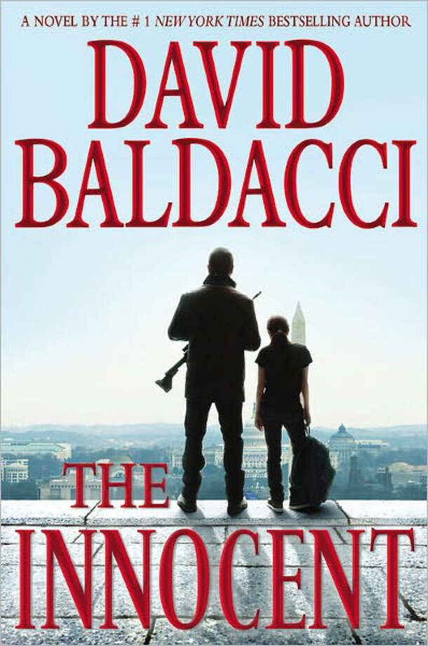 10. The Innocent (David Baldacci)   Action-packed thriller.