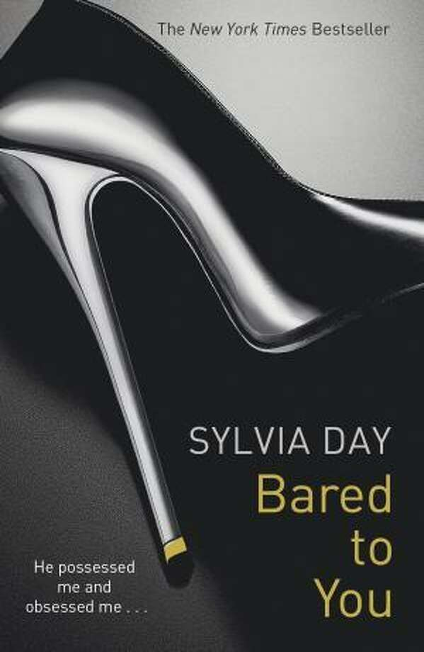 4. Bared to You (Sylvia Day) Where do you go after you've devoured 'Fifty Shades?' To erotic writer Sylvia Day, naturally, whose characters Eva and the 'unspeakably dashing' Gideon have a lot of sex.