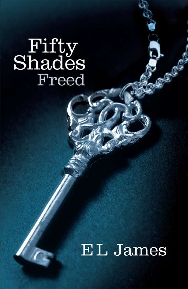 1. Fifty Shades Freed (E.L. James)The third and final book in the crazy-popular, set-in-Seattle 'Fifty Shades' trilogy was No. 1 for Amazon's print and Kindle book sales. It's expertly summed by up Amazon reviewer 'Fiction Critic' as this:  'Porn version of Cinderella gets her man!'