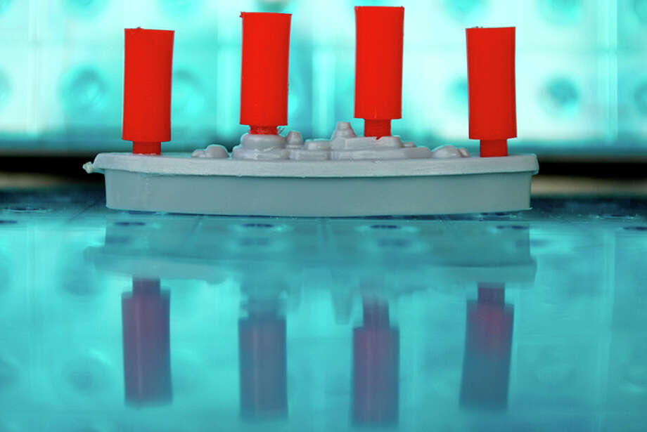 Battleship. The children's favorite has been updated with deluxe electronic editions, which takes those pesky, easy-to-lose red pieces out of the pictures. Kid geeks demand nautical charts! derekGavey/Flickr Creative Commons