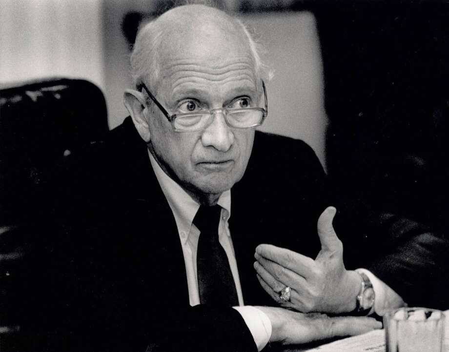 Jack Brooks in 1989. (Beaumont Enterprise)
